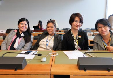 Sayoni's CEDAW Journey 2017 – Journal 3
